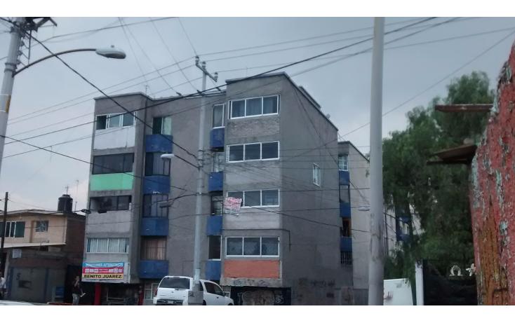 Foto de departamento en venta en  , presidentes de m?xico, iztapalapa, distrito federal, 1182511 No. 01