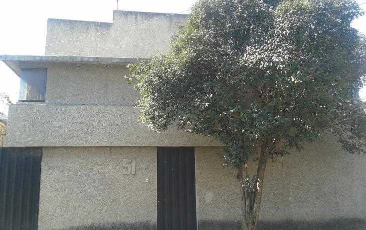 Foto de casa en venta en  , presidentes de m?xico, iztapalapa, distrito federal, 1959573 No. 01