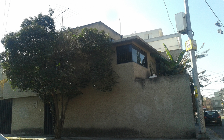 Foto de casa en venta en  , presidentes de m?xico, iztapalapa, distrito federal, 1959573 No. 02