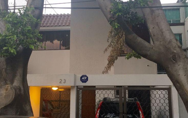 Foto de casa en renta en, presidentes ejidales 1a sección, coyoacán, df, 1776590 no 02