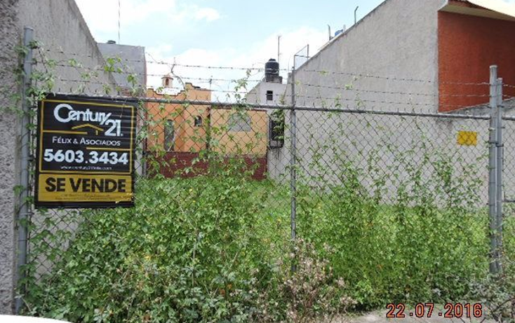 Foto de terreno habitacional en venta en  , presidentes ejidales 2a secci?n, coyoac?n, distrito federal, 1474707 No. 01