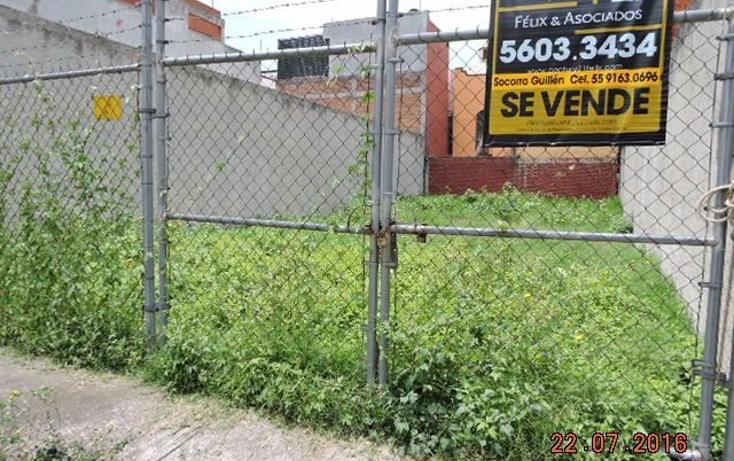 Foto de terreno habitacional en venta en  , presidentes ejidales 2a secci?n, coyoac?n, distrito federal, 1474707 No. 02