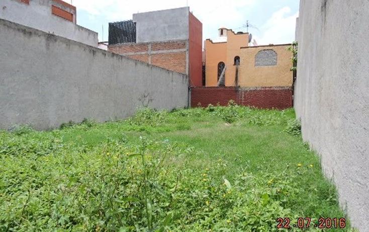 Foto de terreno habitacional en venta en  , presidentes ejidales 2a secci?n, coyoac?n, distrito federal, 1474707 No. 03