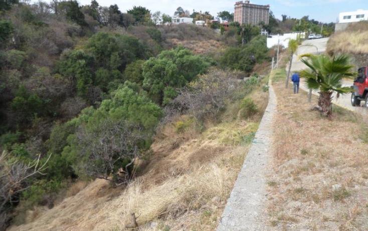 Foto de terreno habitacional en venta en primavera 1, condominios cuauhnahuac, cuernavaca, morelos, 534647 no 08