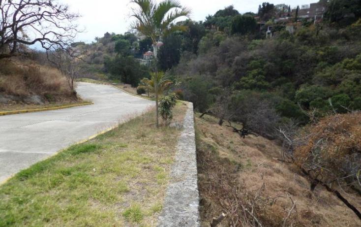 Foto de terreno habitacional en venta en primavera 1, condominios cuauhnahuac, cuernavaca, morelos, 534647 no 09