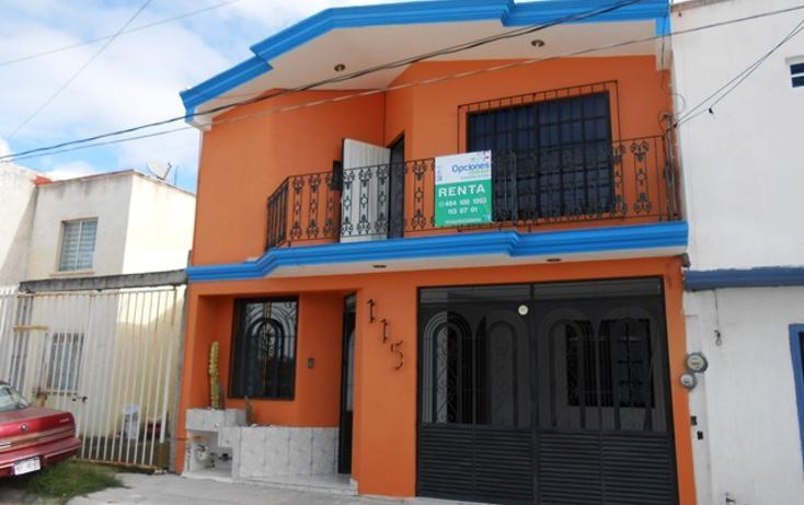 Foto de casa en renta en  , primavera, salamanca, guanajuato, 1462627 No. 01