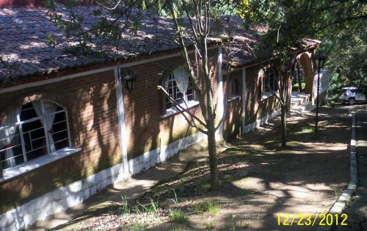 Foto de rancho en venta en domicilio conocido , primer barrio cahuacan, nicolás romero, méxico, 537152 No. 01