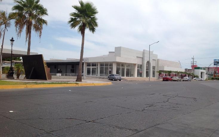 Foto de edificio en venta en  , primer cuadro, ahome, sinaloa, 2011916 No. 01