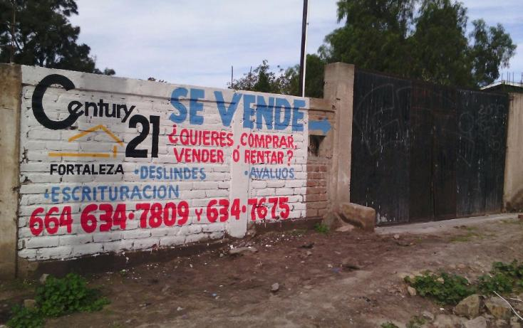 Foto de terreno habitacional en venta en primera, lote 6 , ejido matamoros, tijuana, baja california, 1720506 No. 13