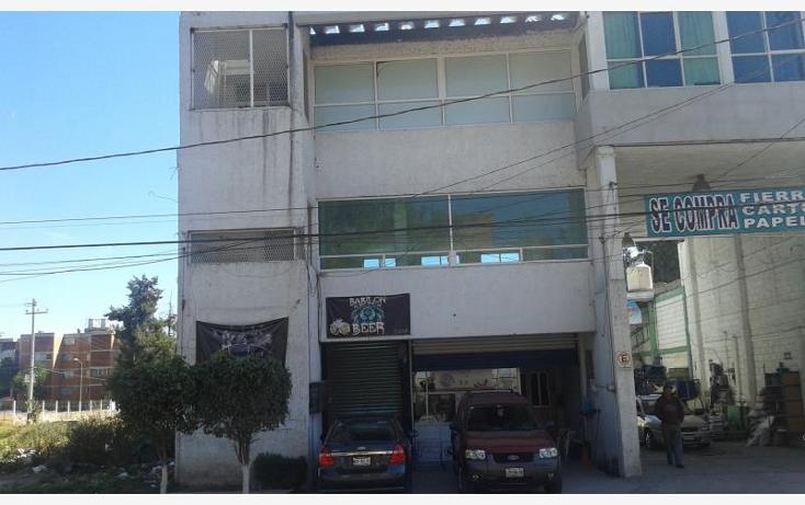 Foto de local en renta en primero de mayo 32, santiago tepalcapa, cuautitlán izcalli, méxico, 1634904 No. 01