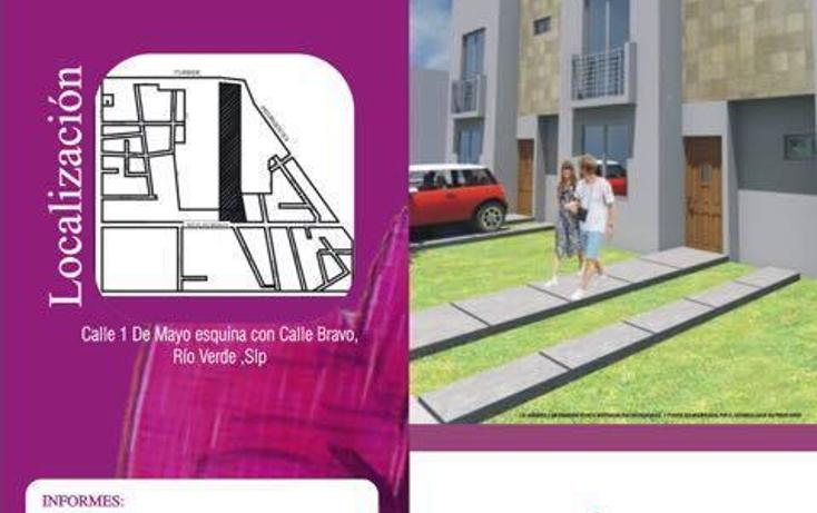 Foto de casa en venta en primero de mayo , bugambilias, rioverde, san luis potosí, 2733702 No. 02