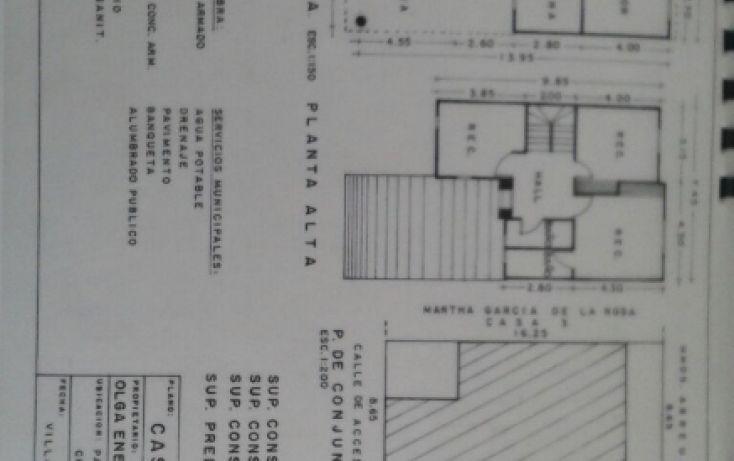 Foto de casa en venta en, primero de mayo, centro, tabasco, 1286879 no 17