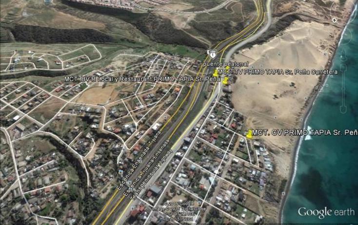 Foto de terreno habitacional en venta en kilometro 48 carretera rosarito ensenada , primo tapia, playas de rosarito, baja california, 877647 No. 02