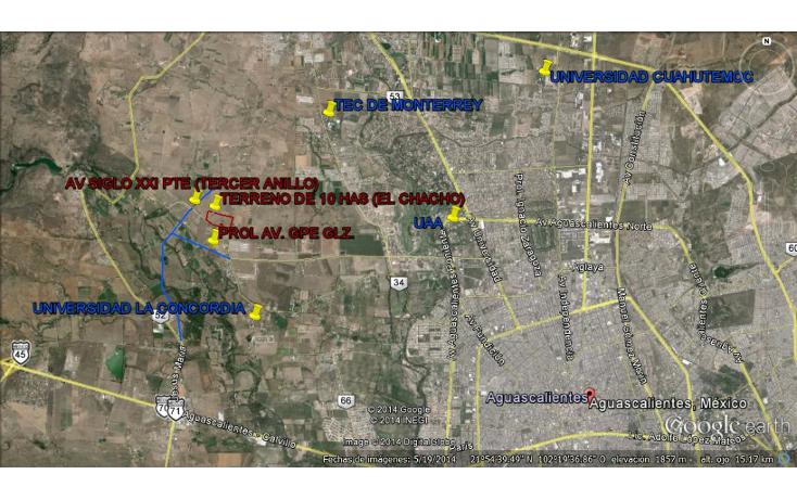 Foto de terreno comercial en venta en  , primo verdad, aguascalientes, aguascalientes, 1056815 No. 01