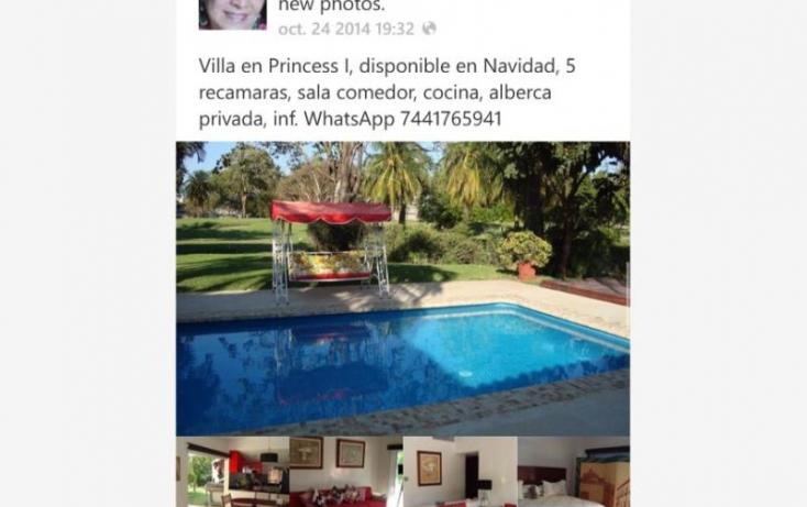 Foto de casa en renta en princess 1, princess del marqués ii, acapulco de juárez, guerrero, 820923 no 01