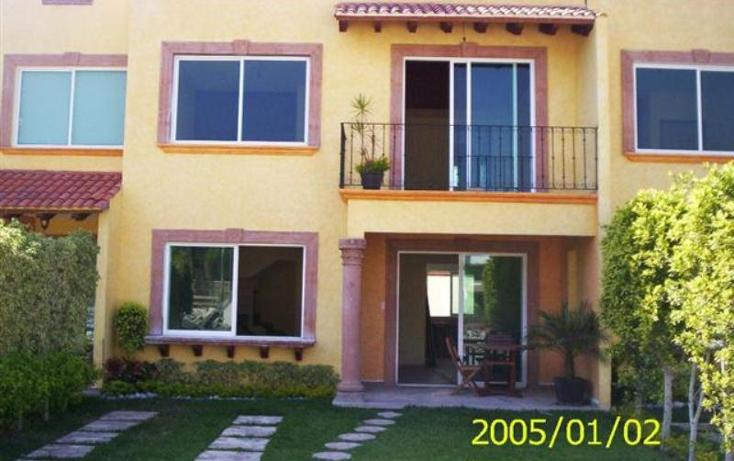 Foto de casa en venta en principal 0, centro, xochitepec, morelos, 396114 No. 01