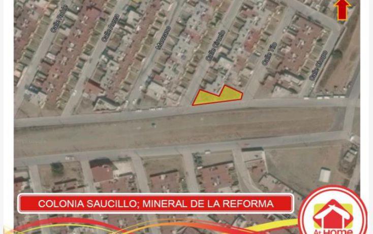 Foto de terreno comercial en venta en principal 1, el saucillo, mineral de la reforma, hidalgo, 1410337 no 02