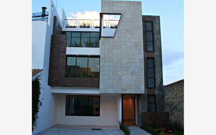 Foto de casa en venta en principal 1, la cima, puebla, puebla, 2653880 No. 01