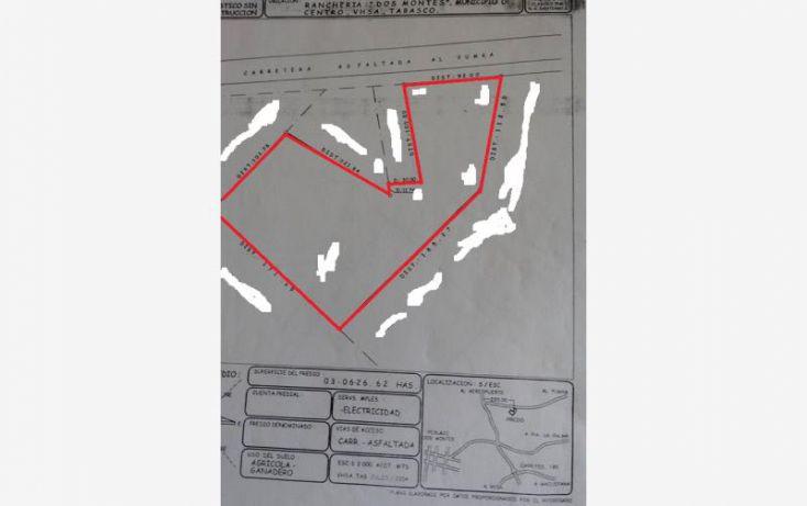 Foto de terreno habitacional en venta en principal 100, centro delegacional 6, centro, tabasco, 1403725 no 01