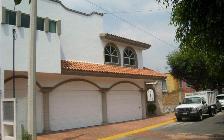 Foto de casa en venta en principal 24, mayorazgo, puebla, puebla, 1396461 no 01