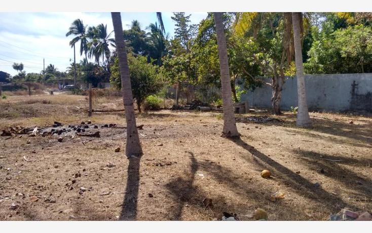 Foto de terreno habitacional en venta en principal 4, pie de la cuesta, acapulco de ju?rez, guerrero, 1750572 No. 03
