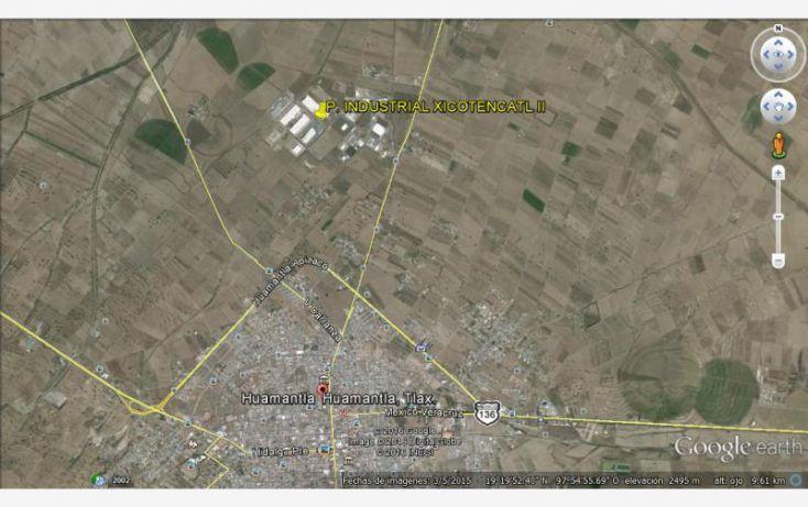 Foto de terreno industrial en venta en principal, huamantla centro, huamantla, tlaxcala, 1628682 no 01