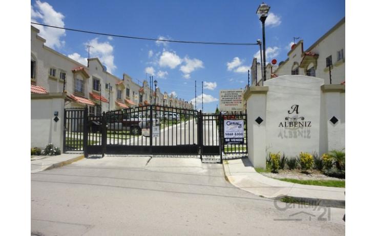 Casa en condominio en urbi villa del rey en venta id 524799 for Planos de casas urbi villa del rey
