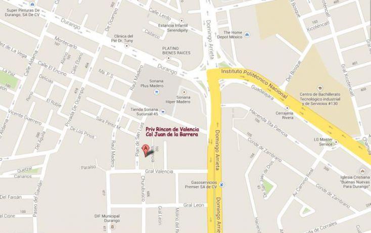 Foto de casa en venta en priv callejón de valencia, francisco i madero, durango, durango, 372657 no 15