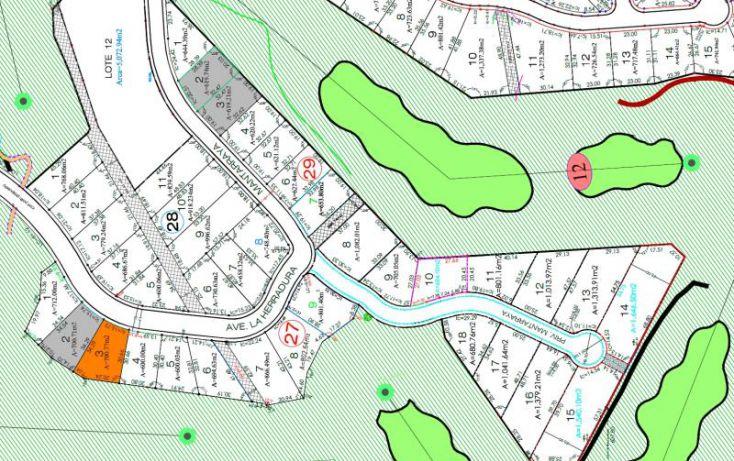 Foto de terreno habitacional en venta en priv el uro, residencial y club de golf la herradura etapa b, monterrey, nuevo león, 2043712 no 10