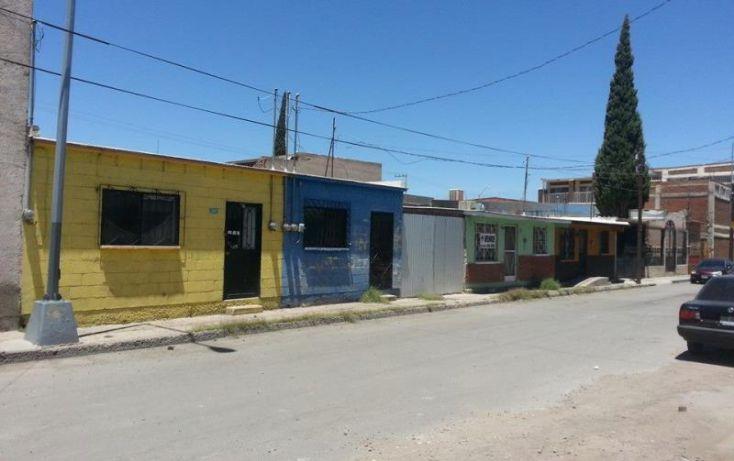 Foto de casa en venta en priv niños héroes 2103, zona centro, chihuahua, chihuahua, 1325817 no 01