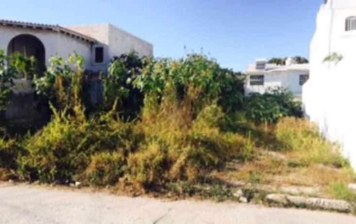 Foto de terreno habitacional en venta en priv playa del carmen 283, villas playa sur, mazatlán, sinaloa, 1685814 no 01