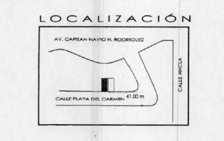Foto de terreno habitacional en venta en priv playa del carmen 283, villas playa sur, mazatlán, sinaloa, 1685814 no 05
