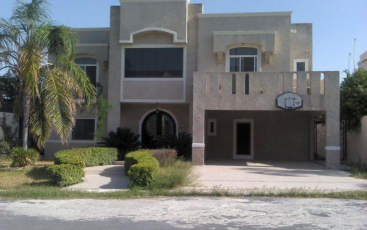 Foto de casa en renta en priv san abel, las haciendas, reynosa, tamaulipas, 221532 no 01