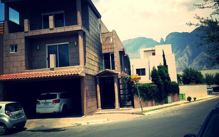 Foto de casa en venta en  , priv sierra madre, santa catarina, nuevo león, 1370145 No. 01