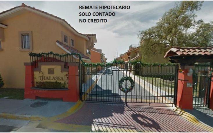Foto de casa en venta en priv thalassa, real del sol, tecámac, estado de méxico, 1450839 no 02