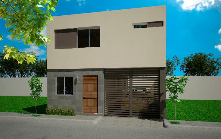 Foto de casa en venta en  , privada 103, apodaca, nuevo le?n, 1552964 No. 01