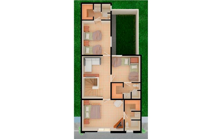 Foto de casa en venta en  , privada 103, apodaca, nuevo le?n, 1552964 No. 02