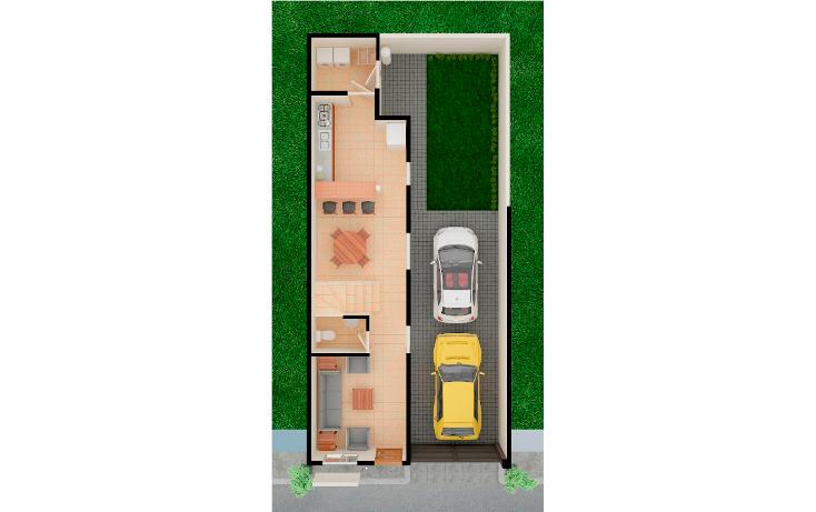 Foto de casa en venta en  , privada 103, apodaca, nuevo le?n, 1552964 No. 03