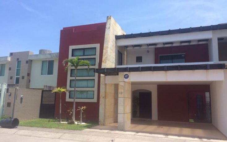 Foto de casa en venta en privada 16 10, las palmas, medellín, veracruz, 1436853 no 01