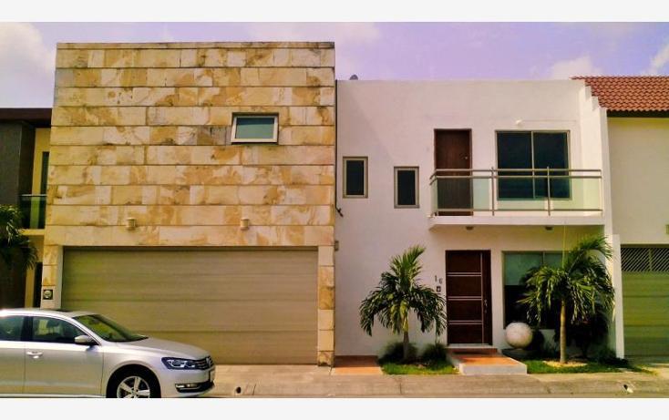 Foto de casa en venta en privada 29 16, las palmas, medellín, veracruz de ignacio de la llave, 1904346 No. 01