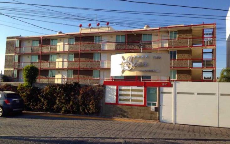 Foto de departamento en renta en privada 4 oriente 1403, san miguel, san andrés cholula, puebla, 384509 no 01