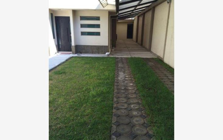 Foto de casa en venta en privada adolfo quintero 132, magdalena, metepec, méxico, 2813607 No. 01