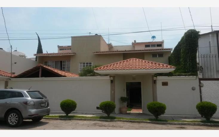 Foto de casa en venta en  516, la gloria, tuxtla gutiérrez, chiapas, 491321 No. 01