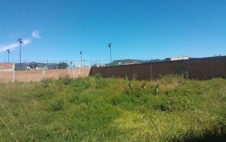 Foto de terreno habitacional en venta en privada alcatraz 21, miraflores, tlaxcala, tlaxcala, 1479241 no 02