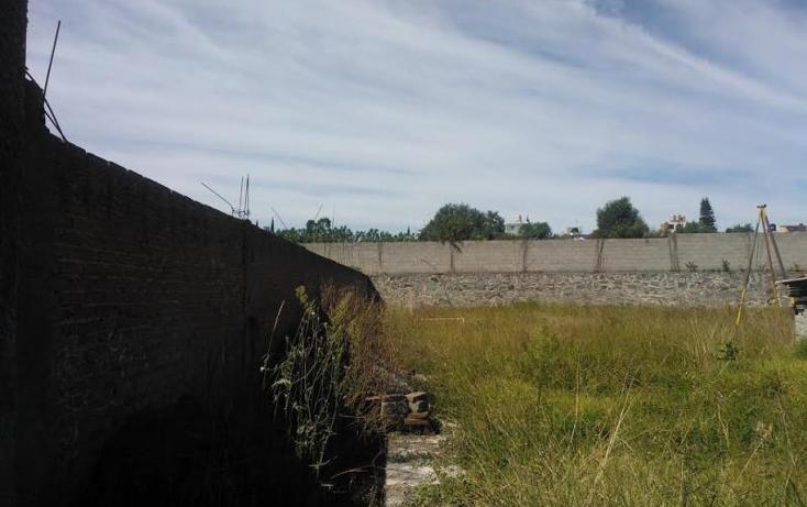 Foto de terreno habitacional en venta en  21, miraflores, tlaxcala, tlaxcala, 1479241 No. 04