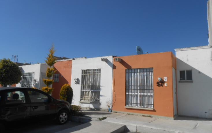 Foto de casa en venta en privada alce 19 casa 57 , la pradera, el marqués, querétaro, 1756049 No. 01