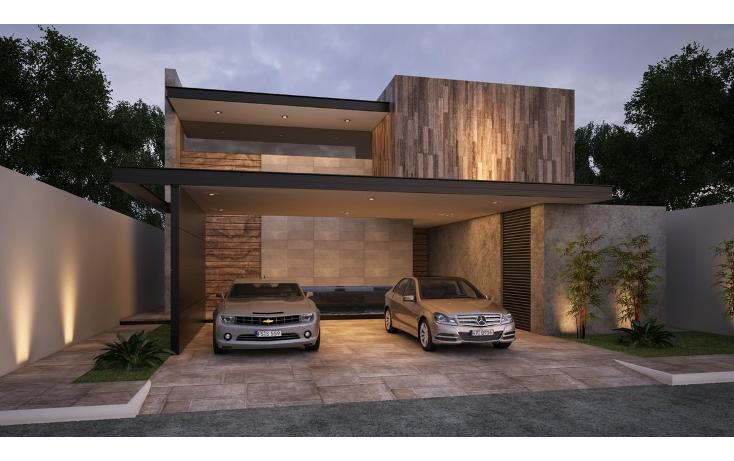 Foto de casa en venta en privada allegra residencial , algarrobos desarrollo residencial, mérida, yucatán, 1631640 No. 01
