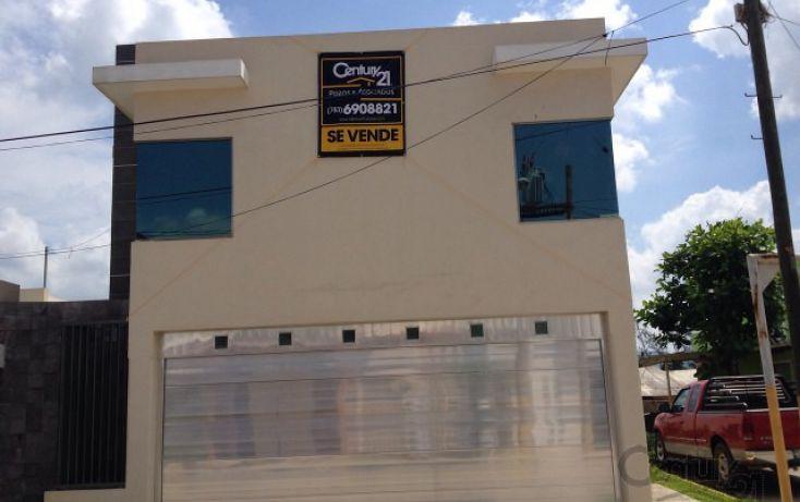 Foto de casa en venta en privada arjo, petrolera, cerro azul, veracruz, 1720848 no 01