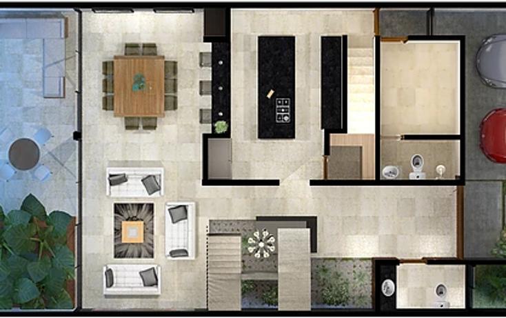 Foto de casa en venta en privada astoria , temozon norte, mérida, yucatán, 4602710 No. 07