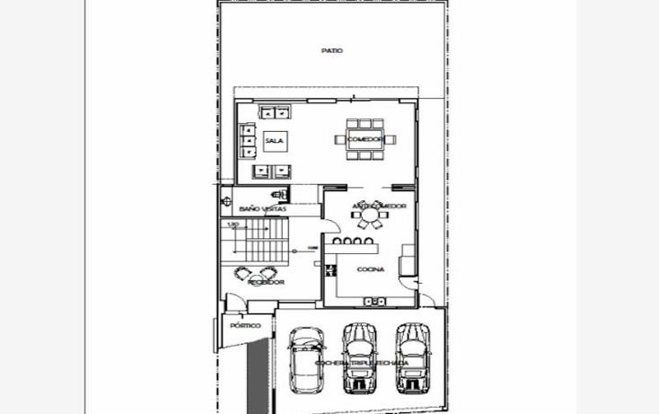 Foto de casa en venta en privada bosques 00, bosques del valle 3er sector, san pedro garza garcía, nuevo león, 1047253 No. 03
